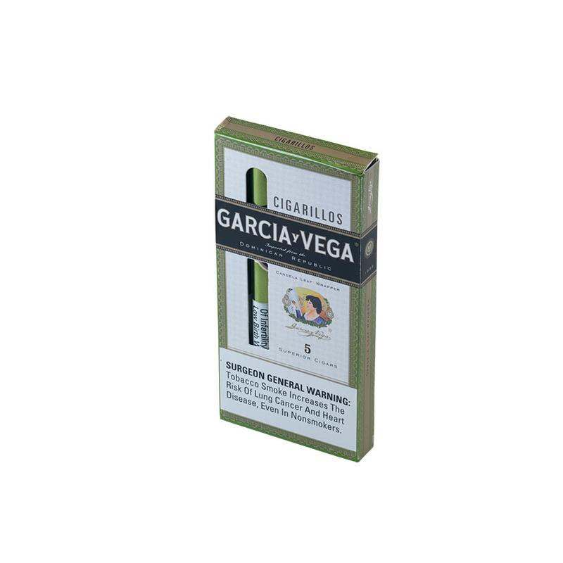 Garcia y Vega  Cigarillos 5 Pack