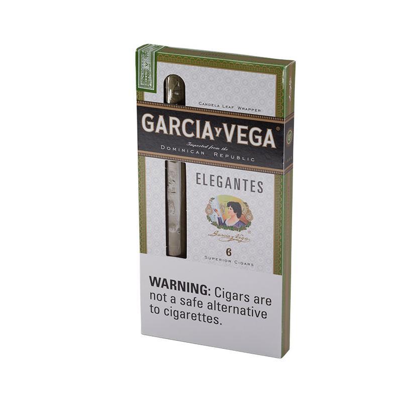 Garcia y Vega  Elegante 6 Pack