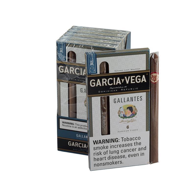 Garcia y Vega  Gallantes 5/6