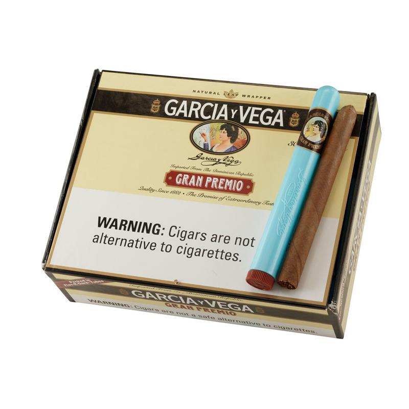 Garcia y Vega  Gran Premio Tubes