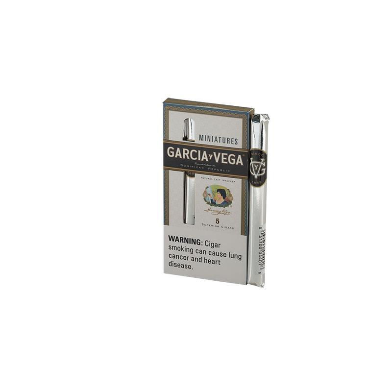 Garcia y Vega  Miniatures 5 Pack