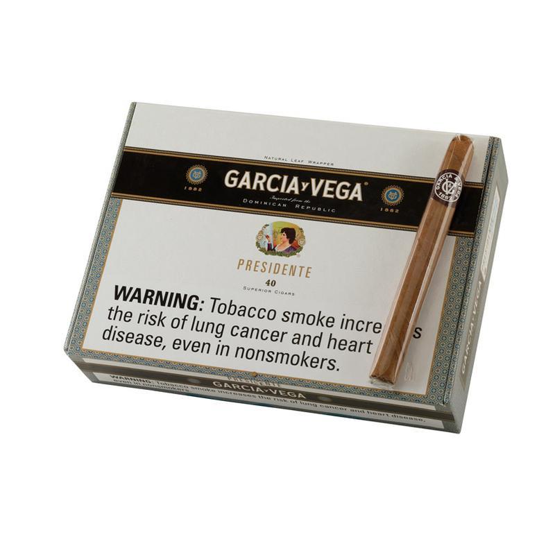 Garcia y Vega  Presidente