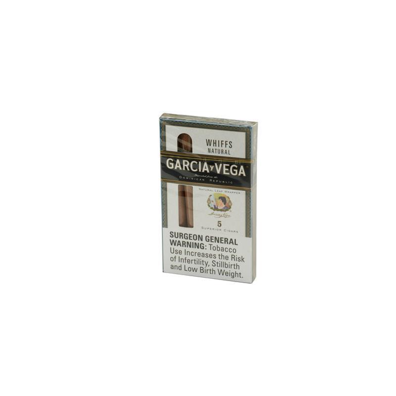 Garcia y Vega  Whiff 5 Pack