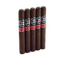 Hoyo La Amistad Black Toro 5 Pack