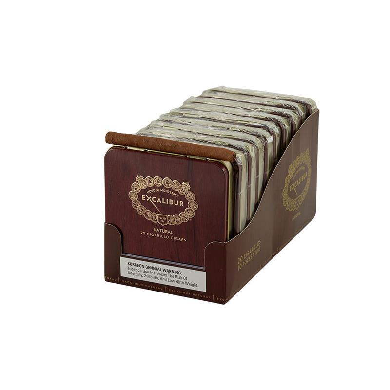 Excalibur  Cigarillos 10/20