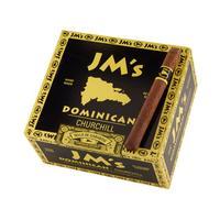 JM's Dominican Churchill