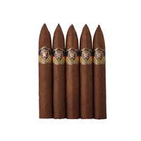 La Vieja Habana Corojo Belicoso D 5 Pack