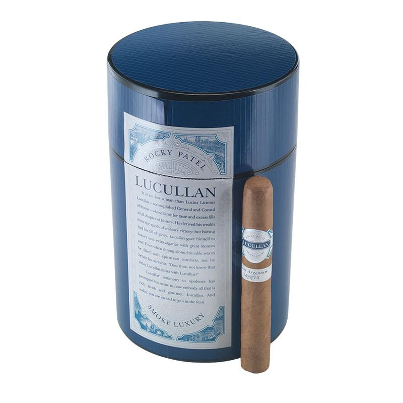 Lucullan Classis Argentum by Rocky Patel Lucullan Classis Argentum Robusto