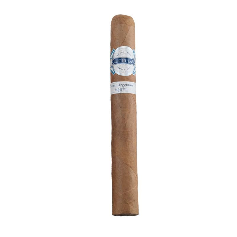 Lucullan Classis Argentum by Rocky Patel Lucullan Classis Argentum Toro