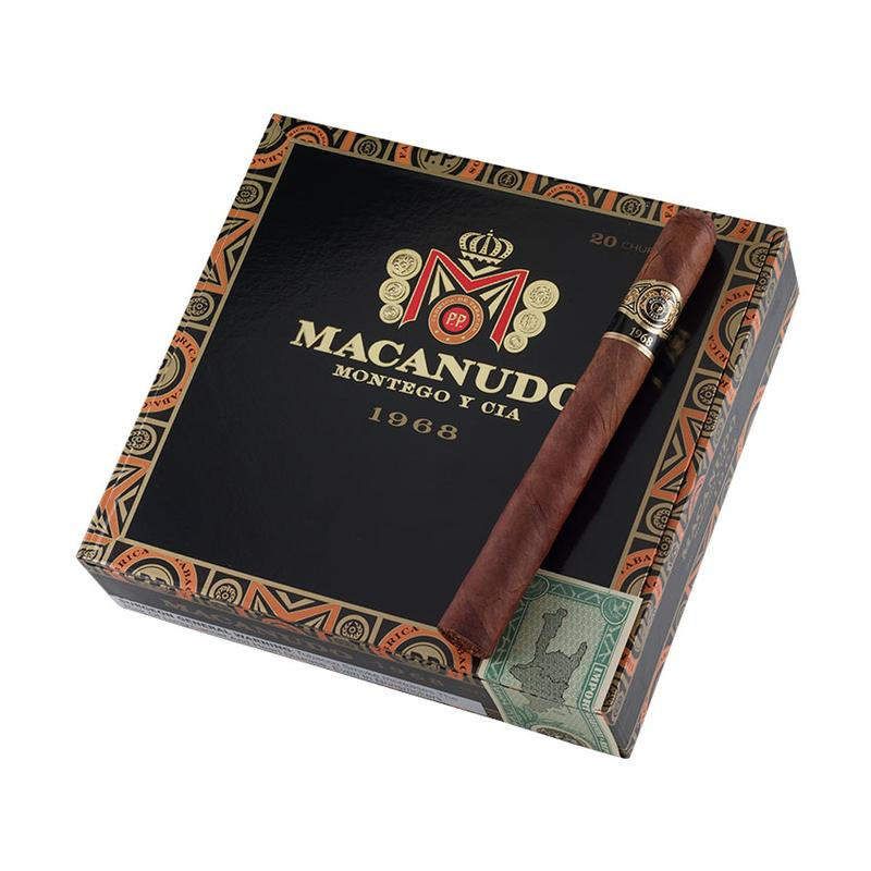 Macanudo 1968  Churchill