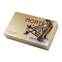 Monte By Montecristo By AJ Fernandez Robusto