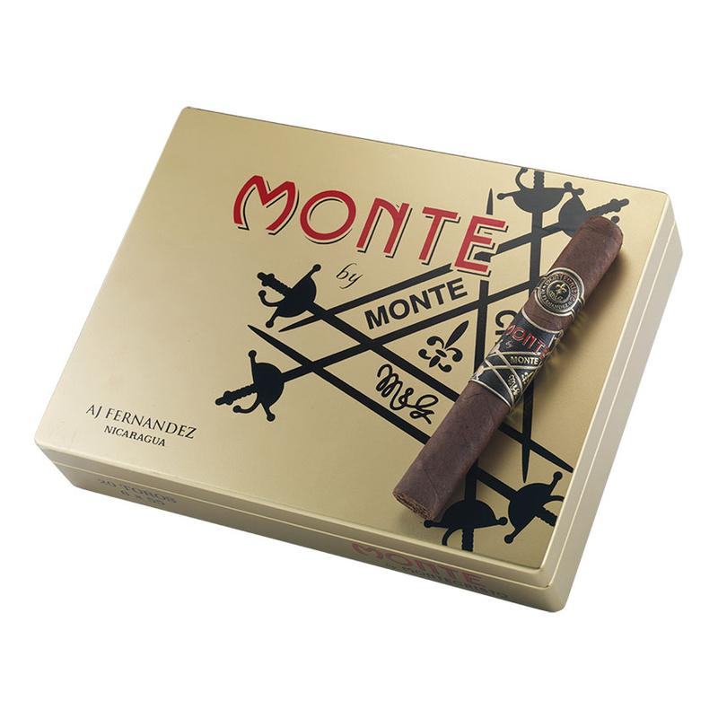 Monte By Montecristo By AJ Fernandez Monte By Montecristo by AJ Fernandez Toro