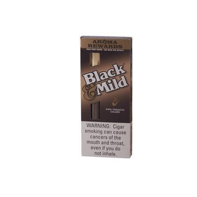 Black & Mild (5) Cigars - Natural Single | Famous Smoke Shop