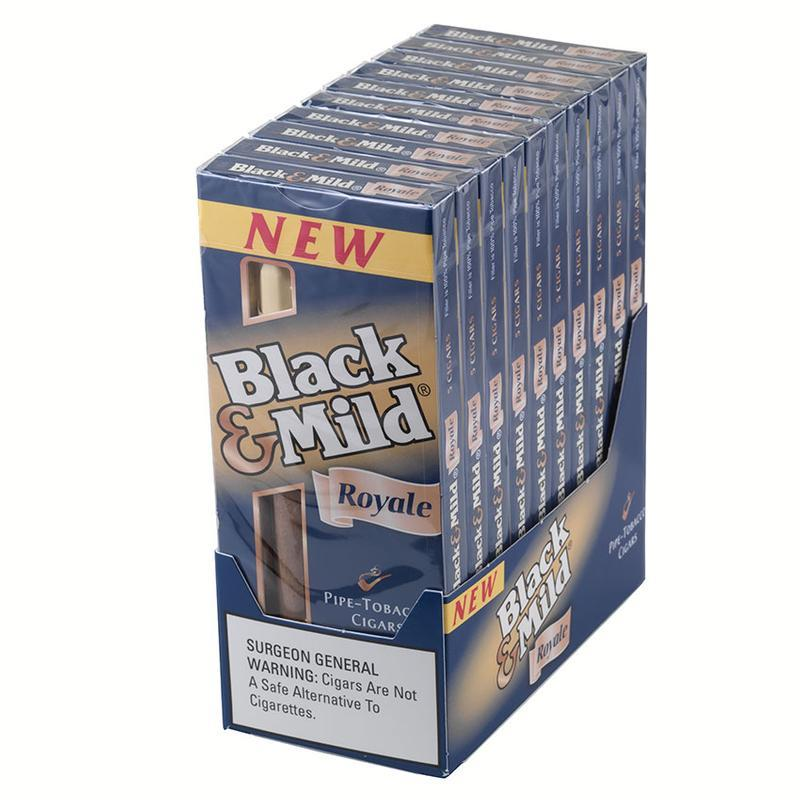 Black and Mild by Middleton Black and Mild By Middleton Royale 10/5