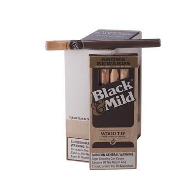 Wood Tip Black N Mild 30