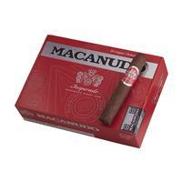 Macanudo Inspirado Red Robusto Box Pressed