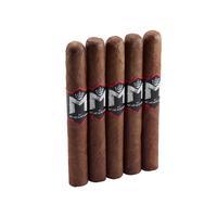M By Macanudo Toro 5 Pack