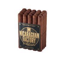 Nicaraguan Factory Selects 60