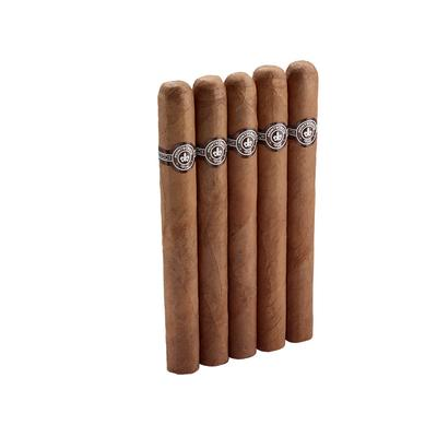Montecristo Yellow Churchill 5 Pack