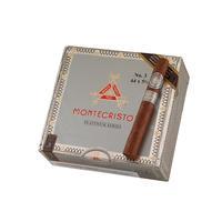 Image of Montecristo Platinum No. 3