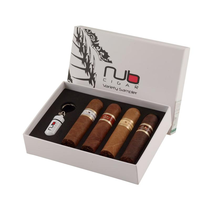Nub Accessories and Samplers Nub 4 Cigar Sampler And Cutter