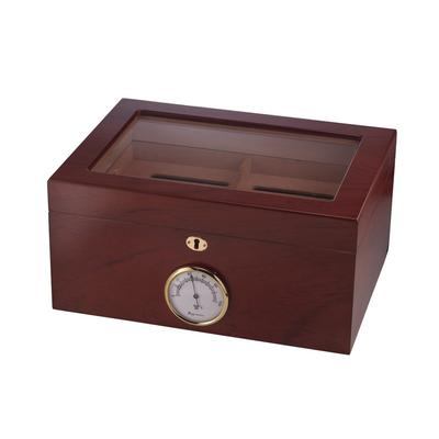 Bally Glass Top Humidor