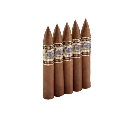 Perdomo Lot 23 Belicoso Connecticut 5 Pack - CI-P23-BELCT5PK