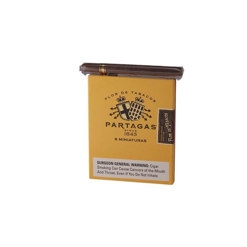 Partagas  Miniatures (8)
