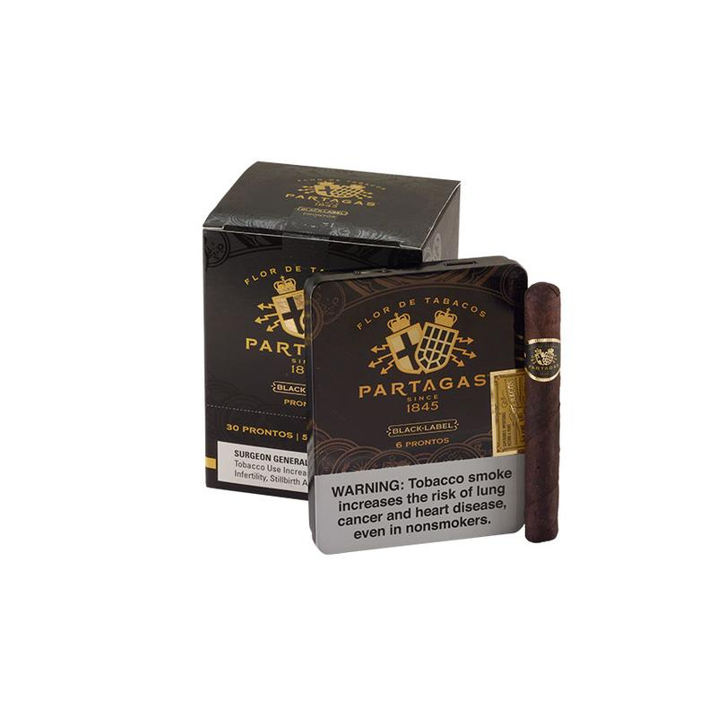 Partagas Black Label  Pronto 5/6
