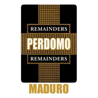 Perdomo Remainders Maduro Cigars Online for Sale