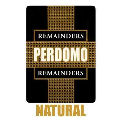 Perdomo Remainder Natural