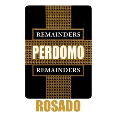 Perdomo Remainders Rosado