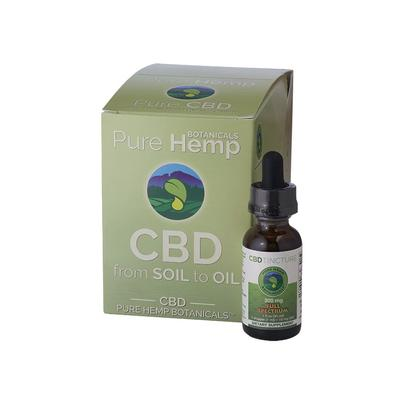 Pure Hemp Botanicals CBD