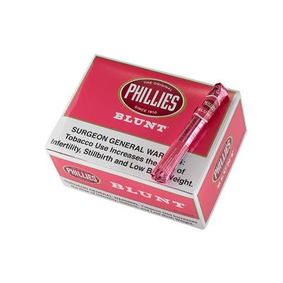 Phillies Blunt Strawberry Cigars Natural Box Of 55