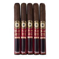 Perdomo Craft Series Stout Churchill Maduro 5 Pack