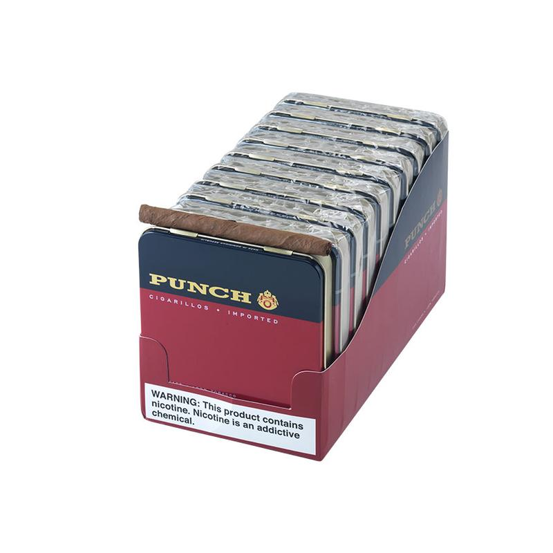 Punch  Cigarillos 10/20