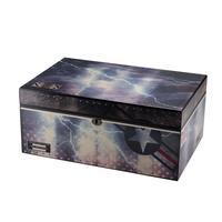 Quality Importers Fighter Jet 100 Count Humidor