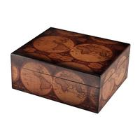 Old World 50 Count Humidor