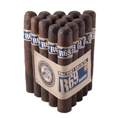 Rocky Patel Factory Selects R69 Robusto