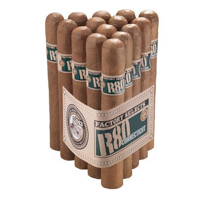 Rocky Patel Factory Selects R80 Robusto