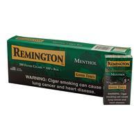 Remington Filter Cigars Menthol 10/20