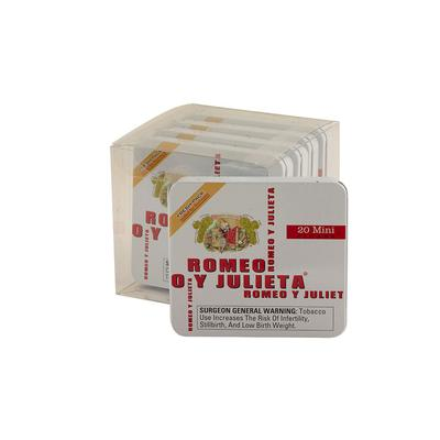 Romeo y Julieta Mini Original 5/20