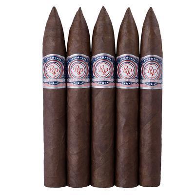 Rocky Patel Freedom Torpedo 5 Pack