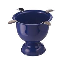 Stinky Cigar Ashtray Blue