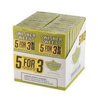 Swisher Sweets Cigarillos 5 for 3 White Grape 20/5