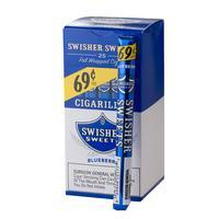 Swisher Sweets Cigarillos Blueberry 69c