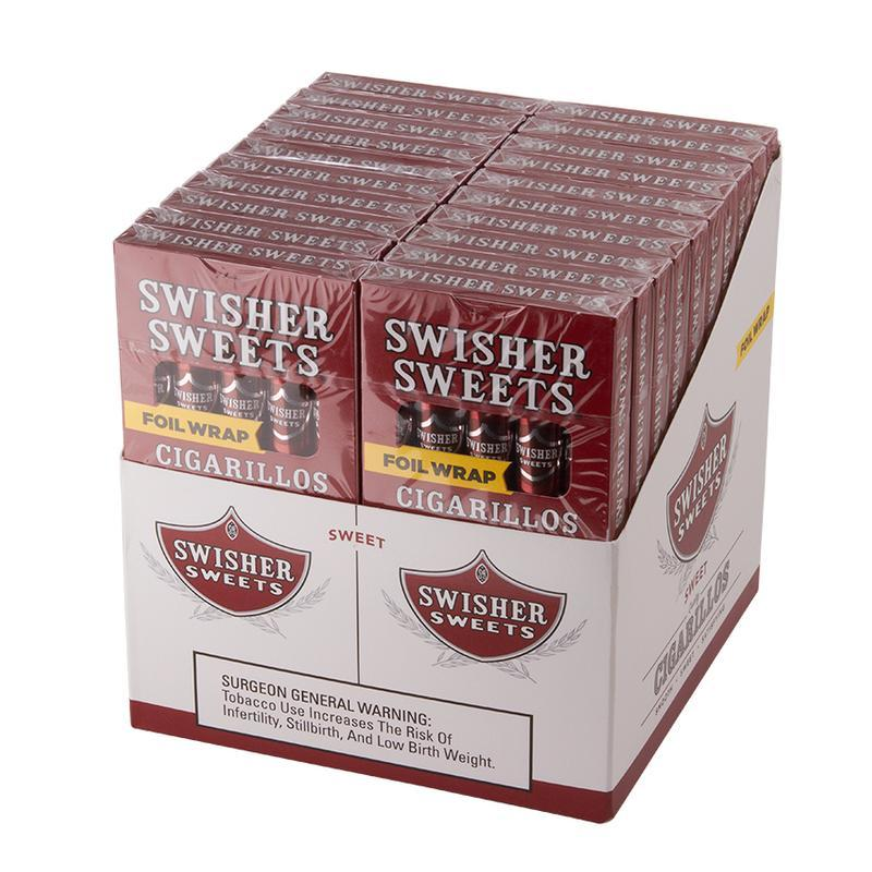 Swisher Sweets  Cigarillos 20/5