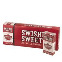 Swisher Sweets Little Cigars Regular 10/20
