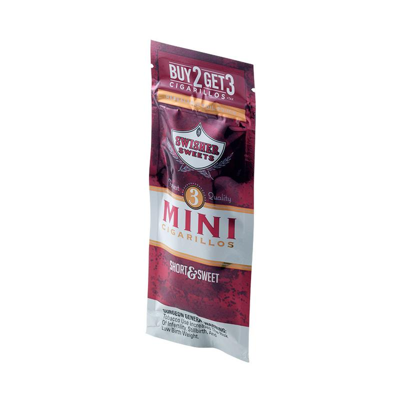Swisher Sweets  Mini Cigarillos 3 for 2 (3)