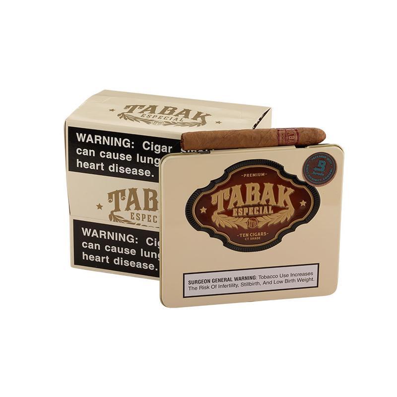 Tabak Especial  Cafecita 5/10